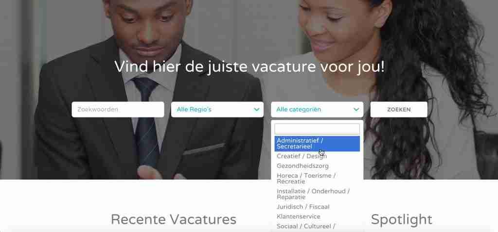 Administratief vacatures op Curacao selecteren, Werk ze!