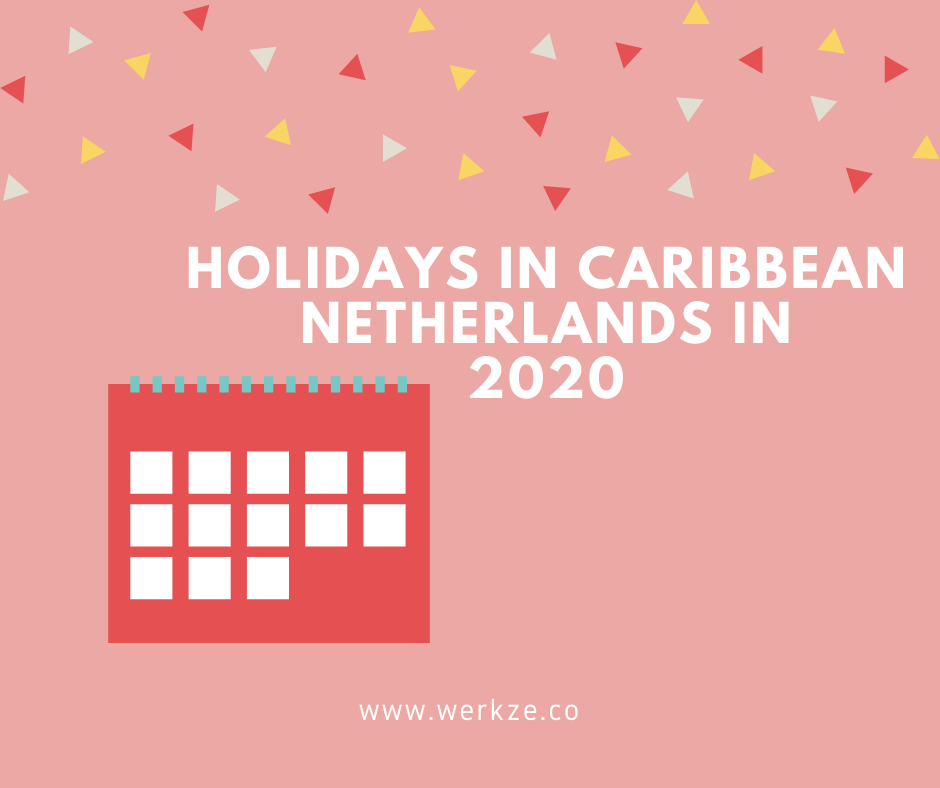 Holidays in Caribbean Netherlands 2020