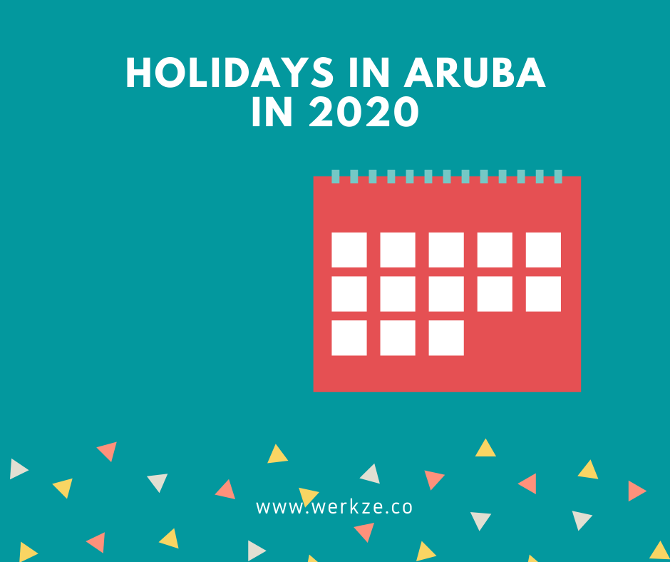 Holidays in Aruba 2020