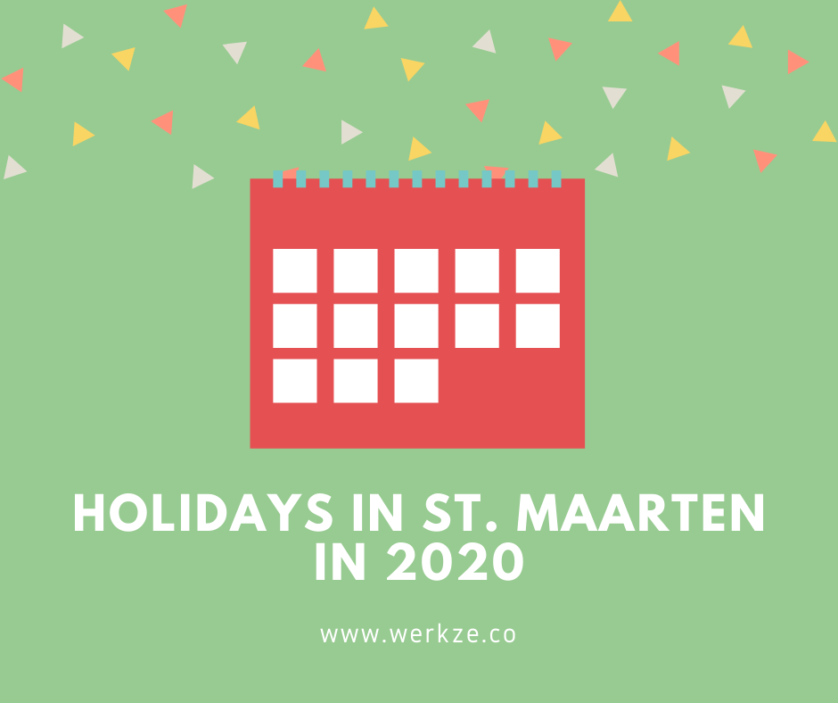 Holidays in St. Maarten 2020